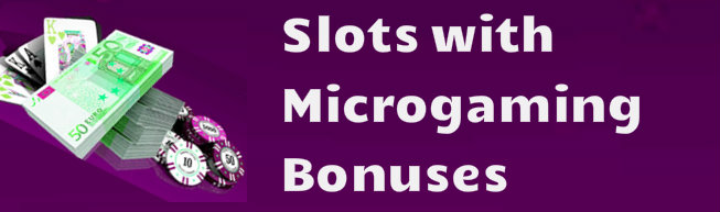 Students Play Microgaming Slots with No Deposit Bonus