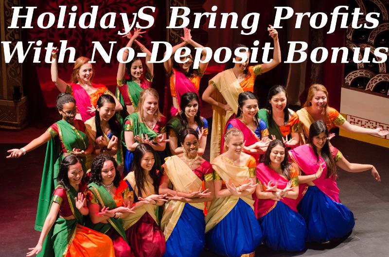 Profitable Student's Holidays with Microgaming Non Deposit Bonus